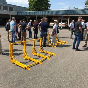 Presentation of MVB in Switzerland