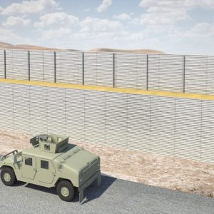 Defense Wall, a Security Product by Mifram: Adding protection and concealment for threatened infrastructures and roads