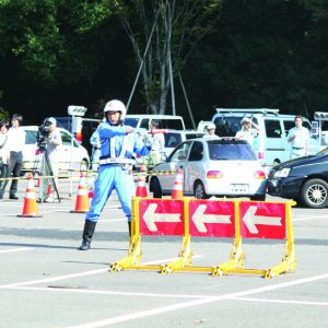 MVB, a Security Product by Mifram: In Japan, Traffic Control