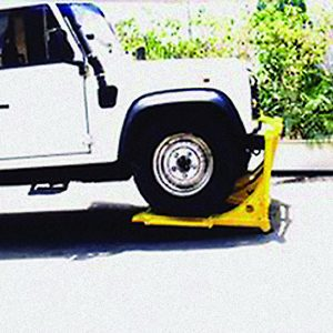 MVB, a Security Product by Mifram: Stopping a Land Rover