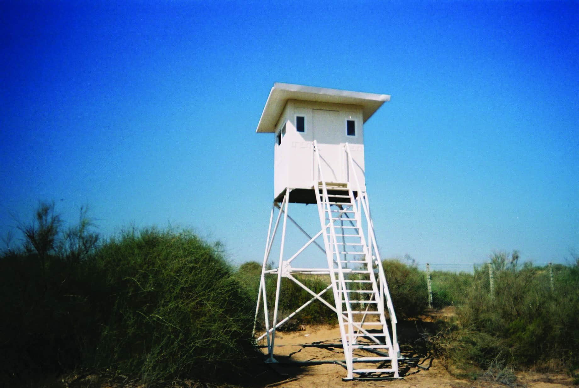 Priest 4000 Guard Tower Mifram Security