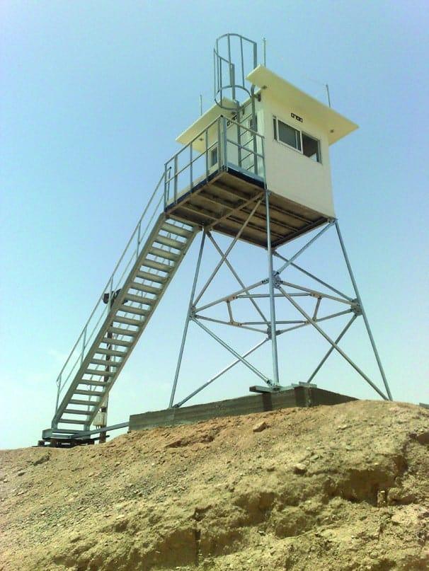 Priest 4000 Guard Tower Mifram Security