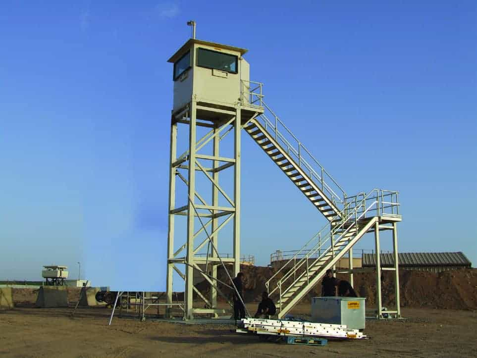 Ramgan Guard Tower Mifram Security