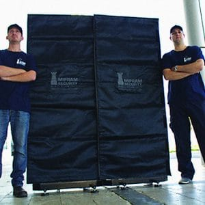 Scarlet, a Security Product by Mifram: Required equipment for bodyguards and protection units across the world