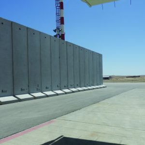 T Walls, a Security Product by Mifram: Protecting and isolating American infrastructures