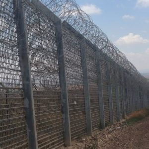 HDF, a Security Product by Mifram: Special barrier fences for serious threats and heavy loads