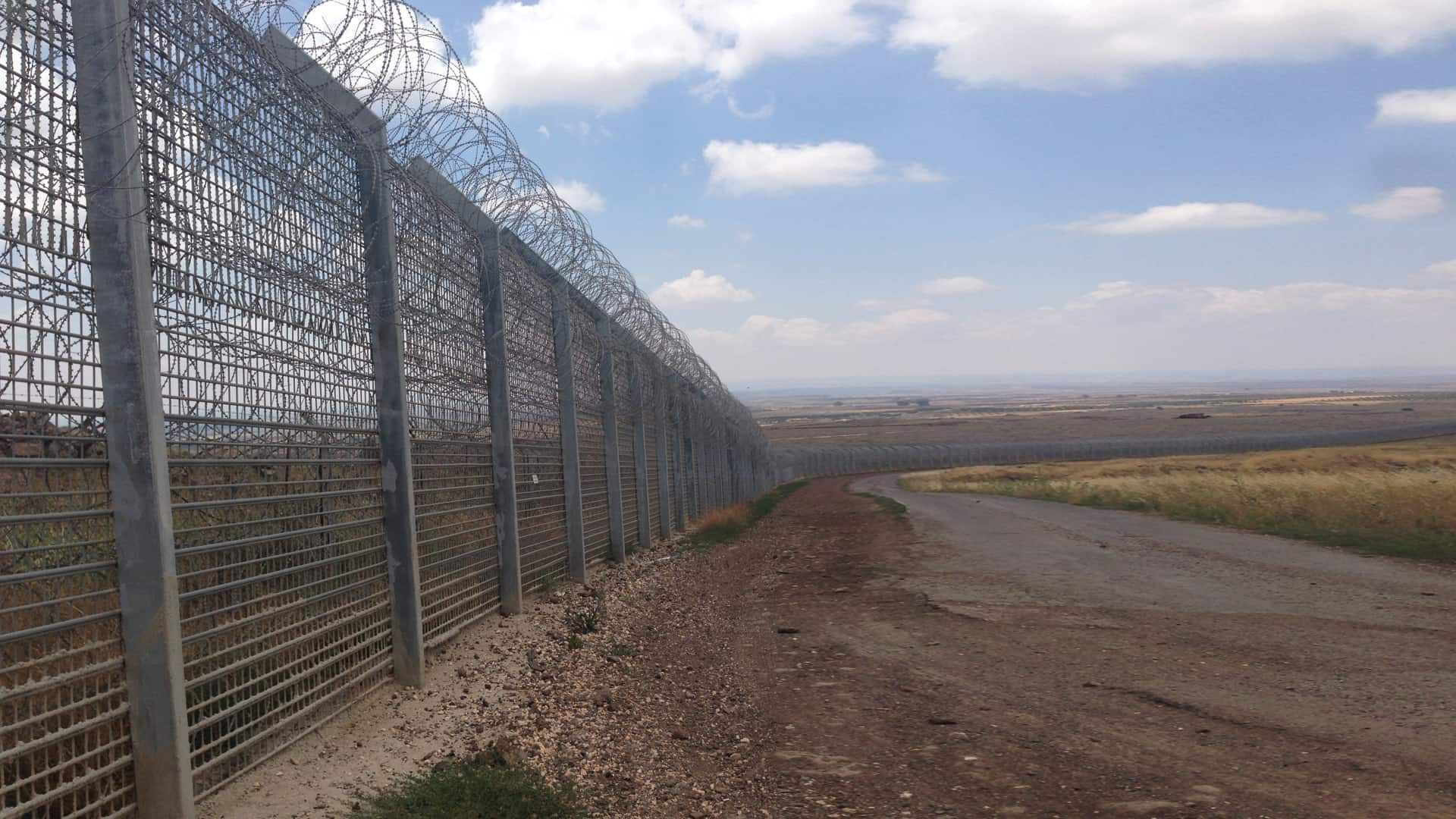 Fences Amp Smart Barriers Mifram Security