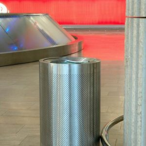 Mercury, a Security Product by Mifram: Used in an airport