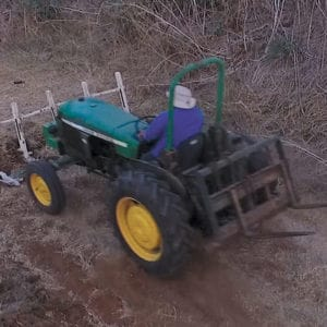 SMVB, a Security Product by Mifram: Blocking a tractor