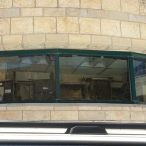 Fortified Windows, a Security Product by Mifram: Bullet proof windows in the Prime Minister's Office