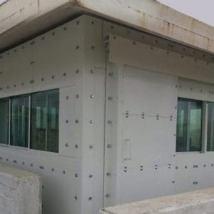 Improving External Fortification, a Security Product by Mifram