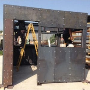 Improving External Fortification, a Security Product by Mifram: