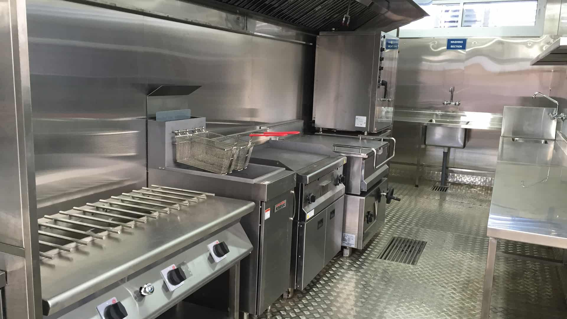 Mobile Kitchen Equipment Mobile Kitchens Mifram Security