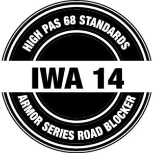 HIGH PAS 68 STANDARDS. IWA 14. ARMOR SERIES ROAD ARMOR