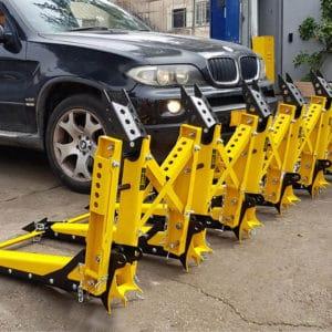 MVB 3X™ Modular Vehicle Barrier