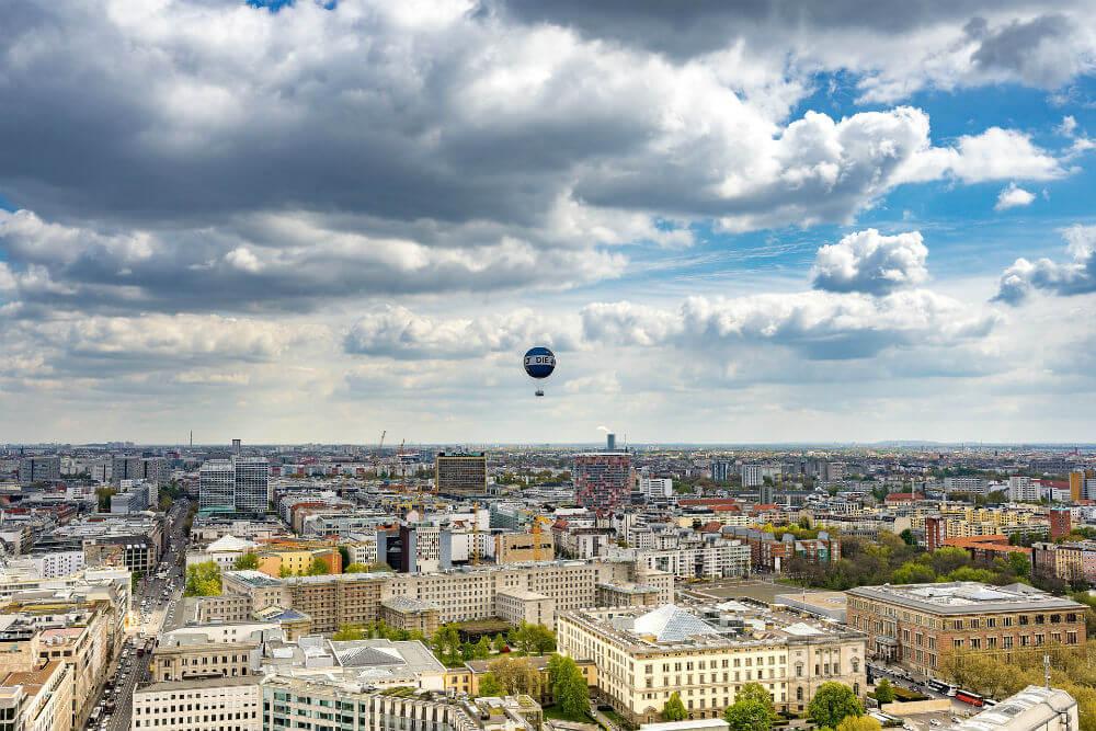 View of Berlin