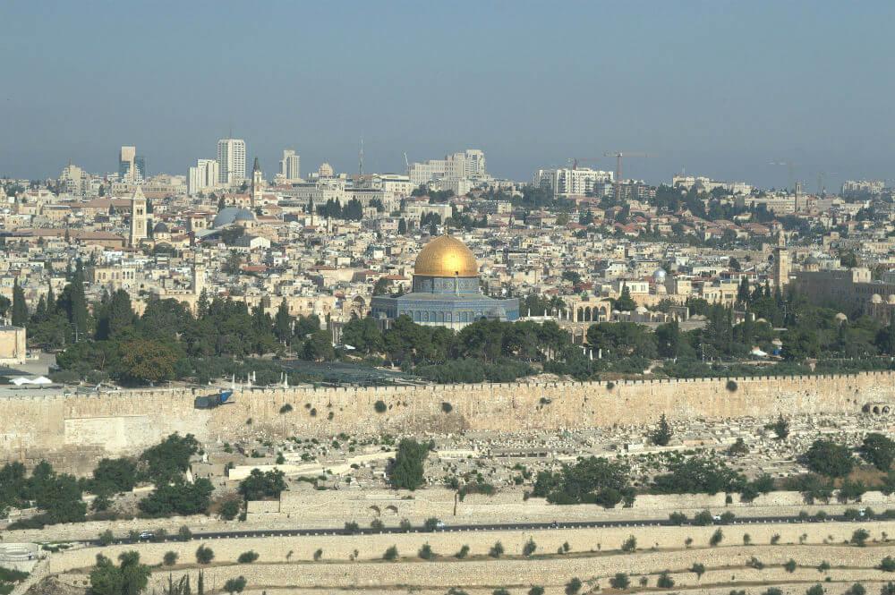 View Jerusalem